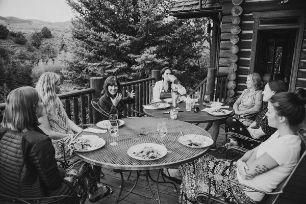 RabbiJessicaMarshall.com   Women's Retreat