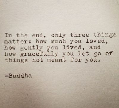 RabbiJessicaMarshall.com | Buddha quote