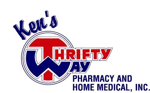 Ken's Thrifty Way Pharmacy and Home Medical Location