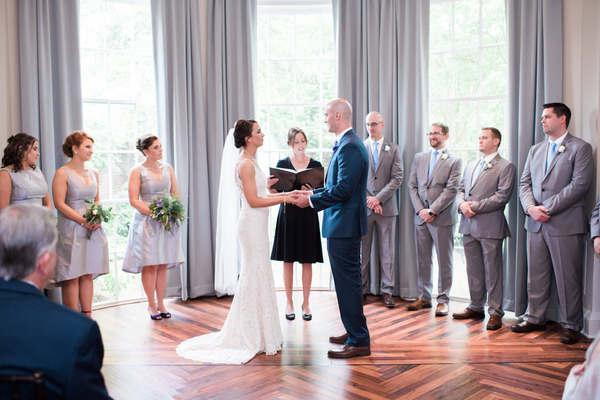 Crystal Room | Indoor Ceremony
