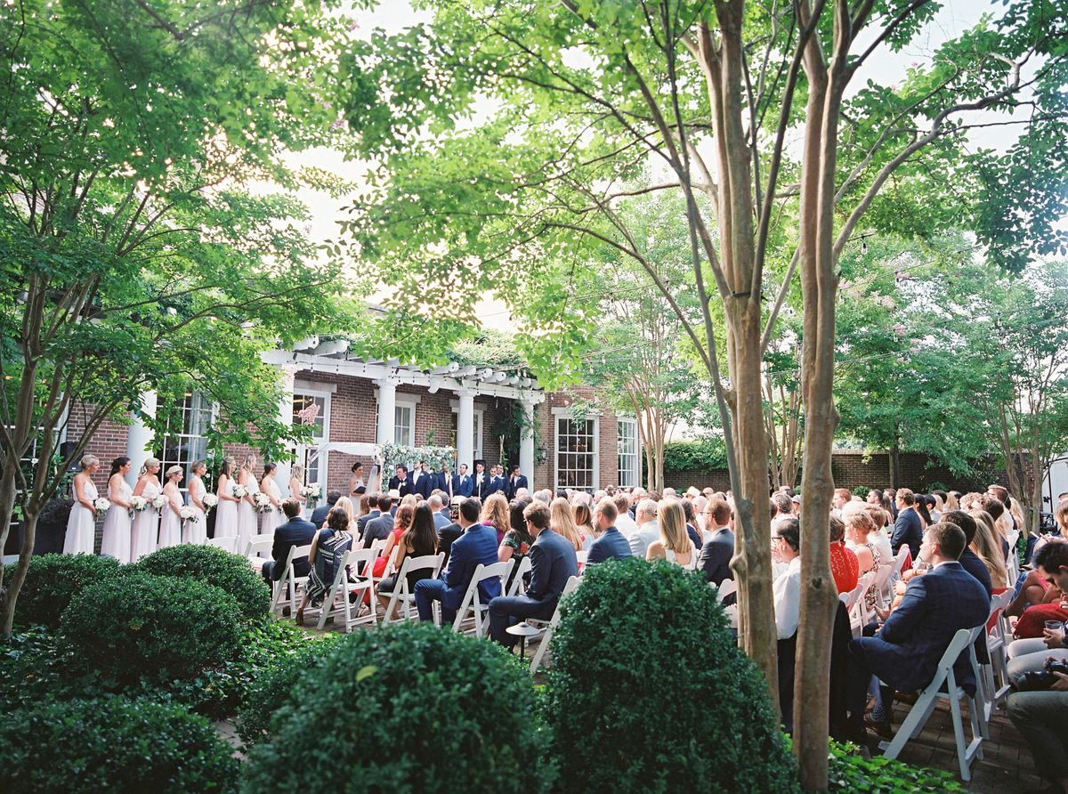 Tidewater Inn Package Ceremony