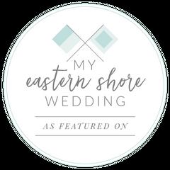 My Eastern Shore Wedding
