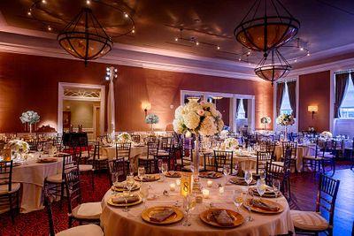 The Gold Ballroom