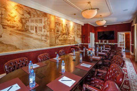 John Moll Boardroom