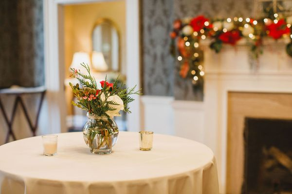 Tidewater Winter Wedding
