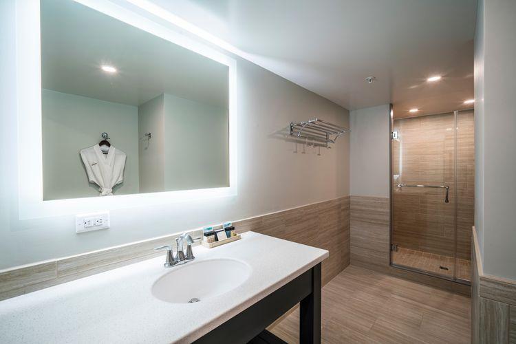 Premier Executive Suite Bathroom