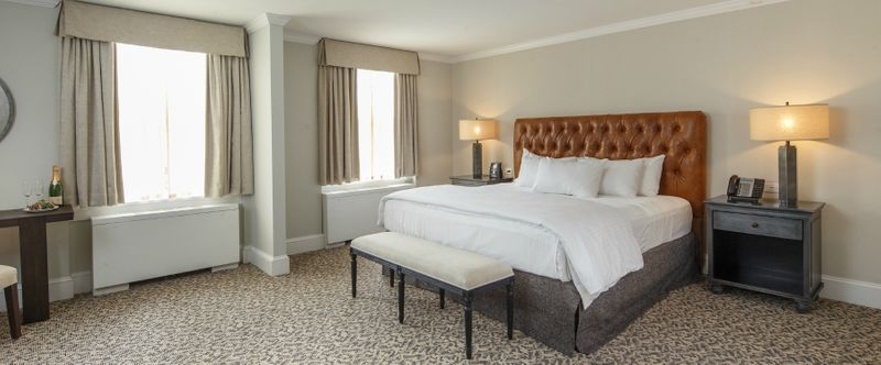 Accomodations - Hotels In Easton MD - The Tidewater Inn
