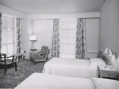 Easton MD Hotel - Tidewater Inn Guest Rooms