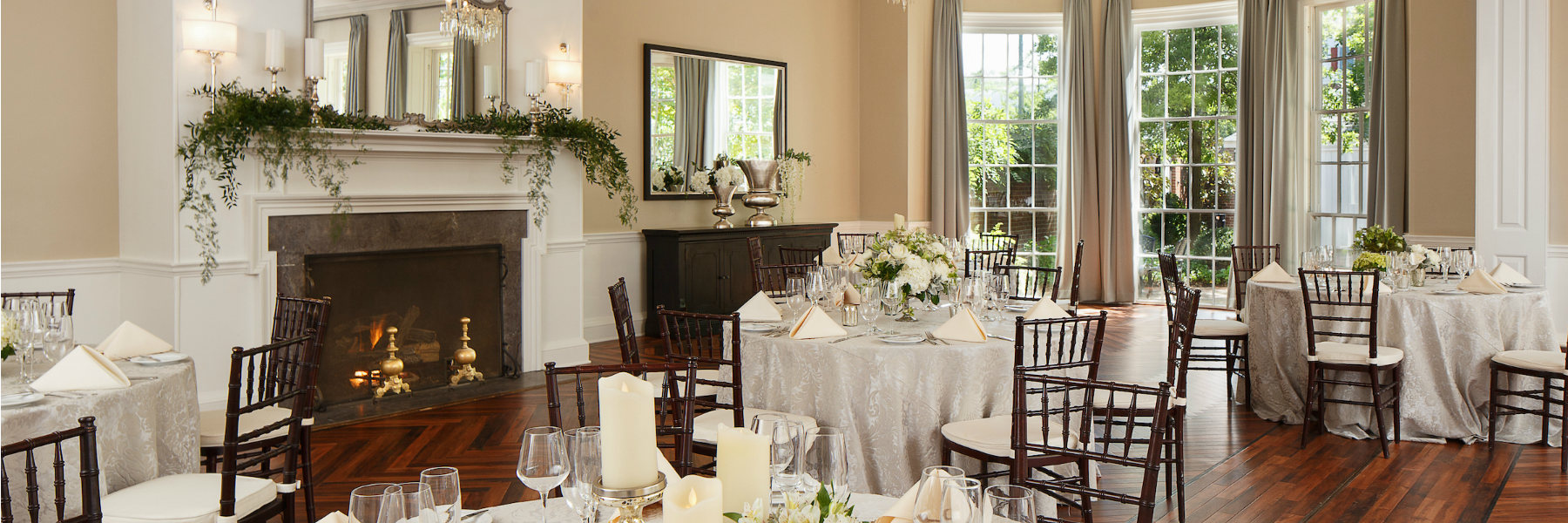 Rehearsal Dinners at the Tidewater Inn