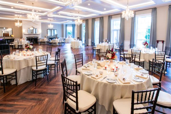 Tidewater Inn | Wedding Reception