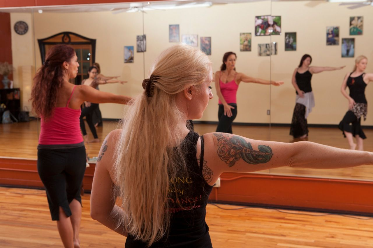 Adult Jazz, Modern, and Ballet