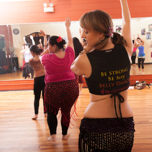 Be Strong Be Sexy Belly Dance