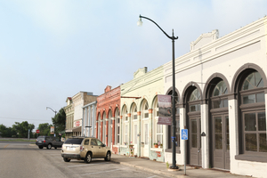 One Eleven East Street Downtown Hutto Texas
