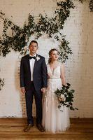 Modern Wedding Botanicals