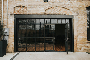 Industrial Chic Wedding Venue Austin