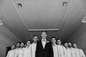 One Eleven East Hutto Wedding