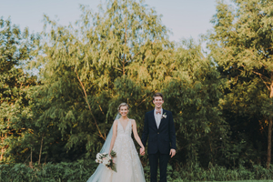 Rustic Outdoor Wedding Venue Austin