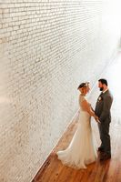 Downtown Hutto Intimate Wedding