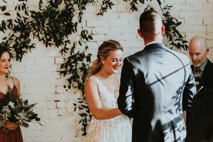Natural Lighting Wedding Photography