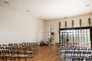 Industrial Wedding Austin