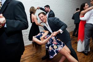 Wedding Reception Dancing Near Austin
