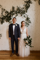 Modern Wedding Botanicals