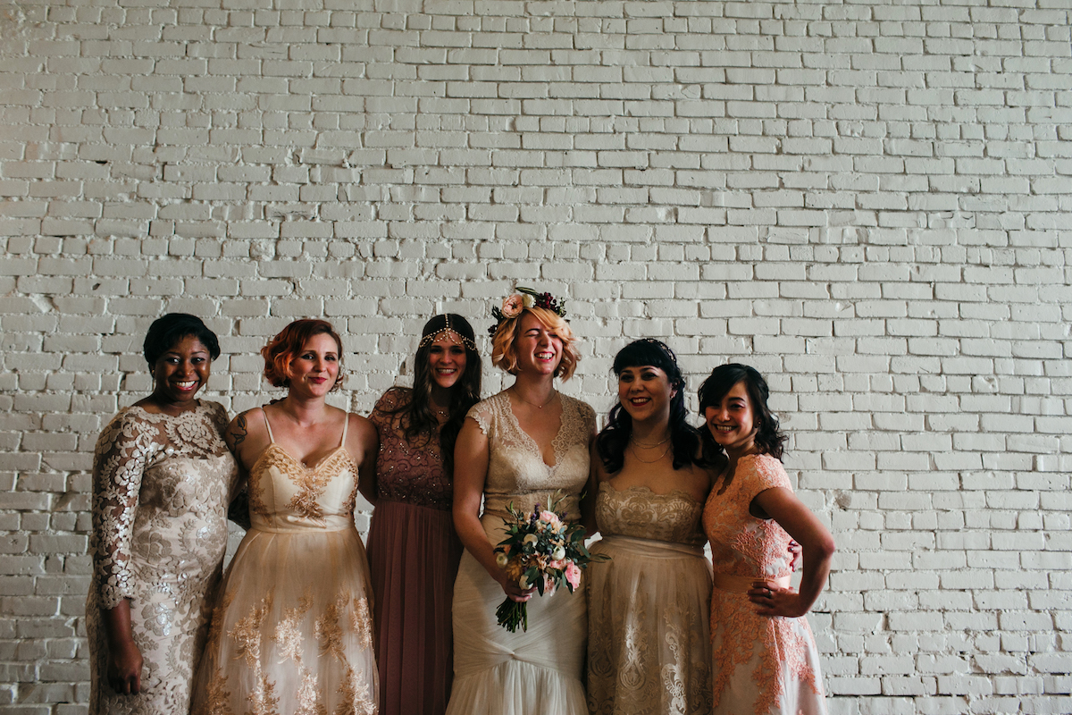 One Eleven East Blog Claire Pete Loft Wedding