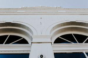 Historic Arches Central Texas