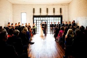 Natural Light Industrial Wedding Venue