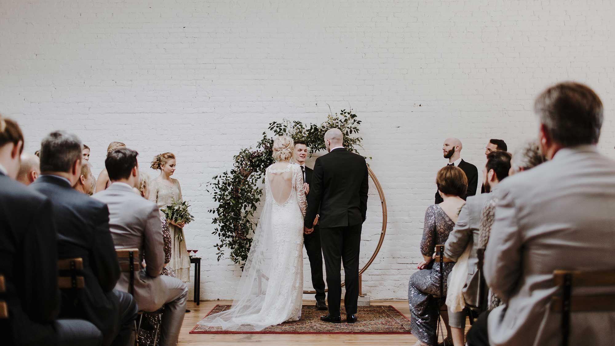 Contemporary Wedding Venue Austin