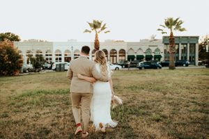 Historic Downtown Hutto Wedding