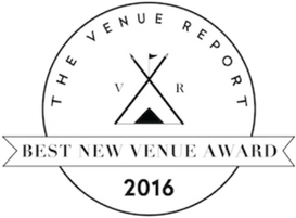 venue report logo