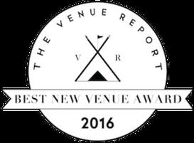 venue report logo