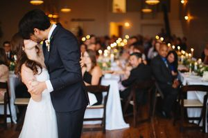 Romantic Wedding Reception near Austin