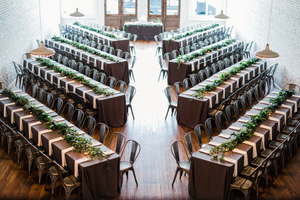 Rustic Warehouse Loft Wedding Venue Georgetown