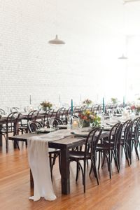 One Eleven East Wedding Reception