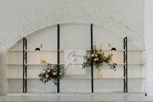 Industrial Loft Wedding Venue in Texas