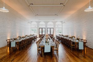 Rustic Warehouse Loft Wedding Austin
