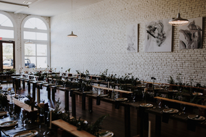 Rustic Indoor Wedding Venue Austin