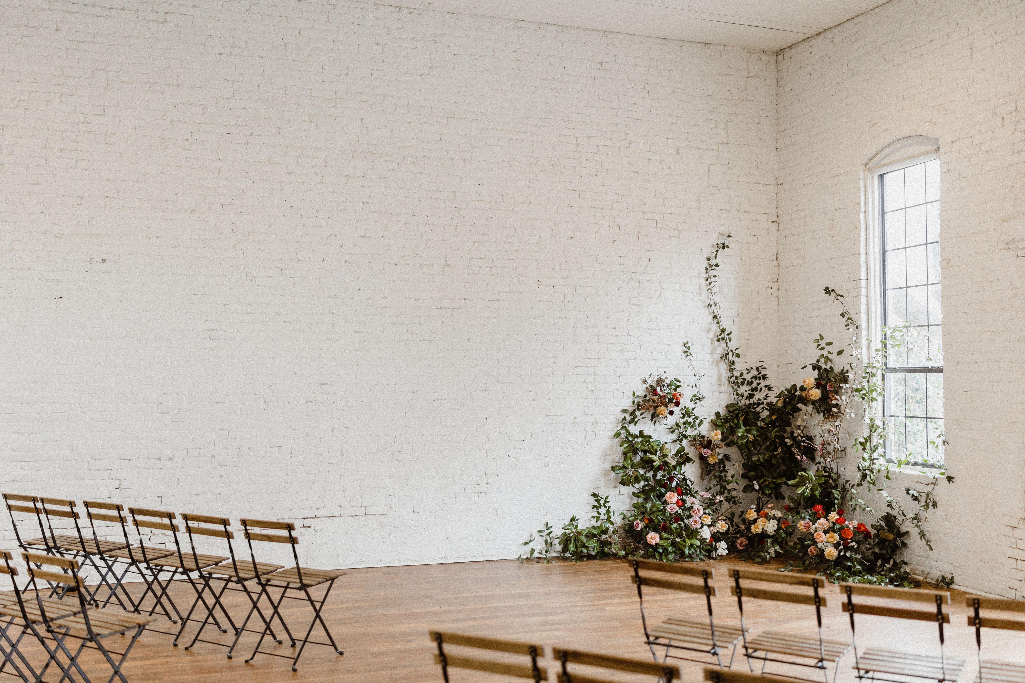 Skylight Room Corner Ceremony