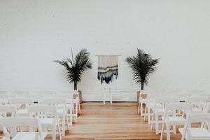 Modern Wedding Venue Austin