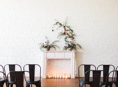 Austin Modern Sleek Wedding Venue