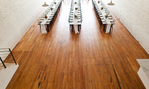 Simple Elegant Wedding Venue