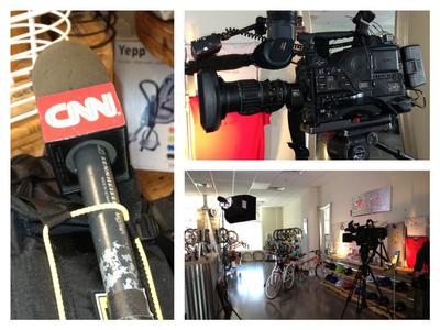 rocket electrics and cnn news