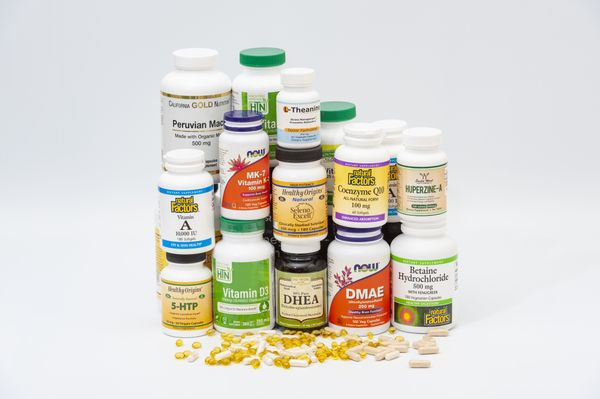 Natural Products & High-Quality Supplements