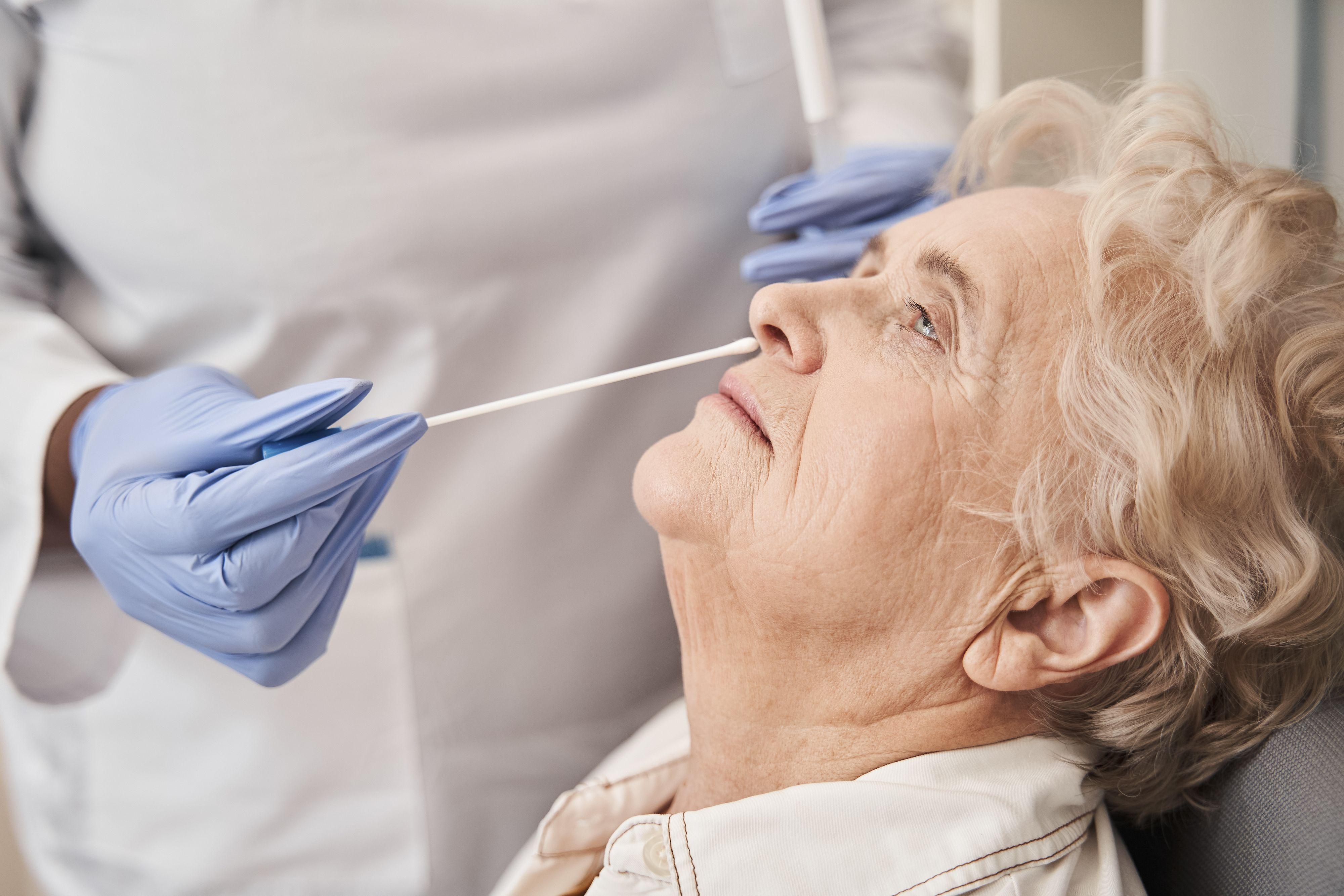 COVID, Strep, and Flu Testing