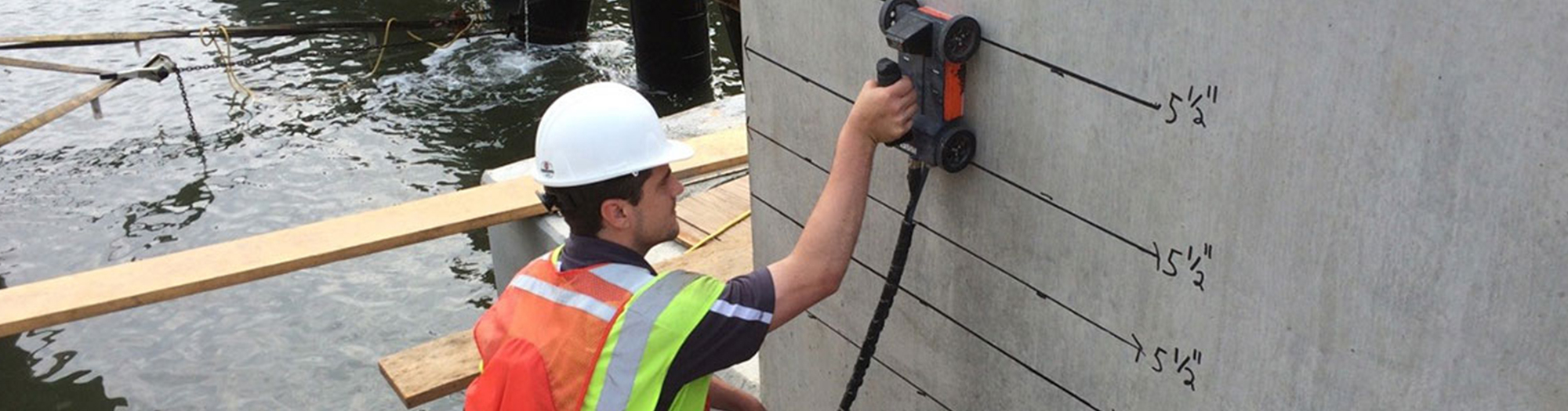Concrete Scanning And Imaging Services - Locate Rebar & Post