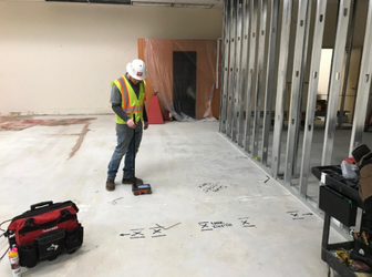 GPRS Concrete Scans in Westland, MI