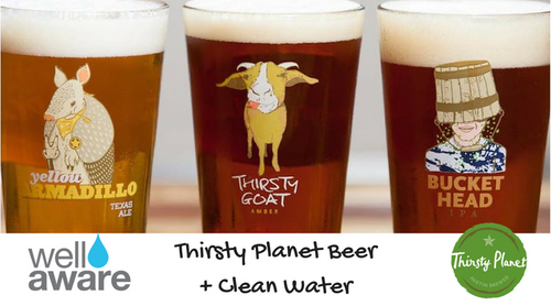 Clean Water + Thirsty Planet Beer.png