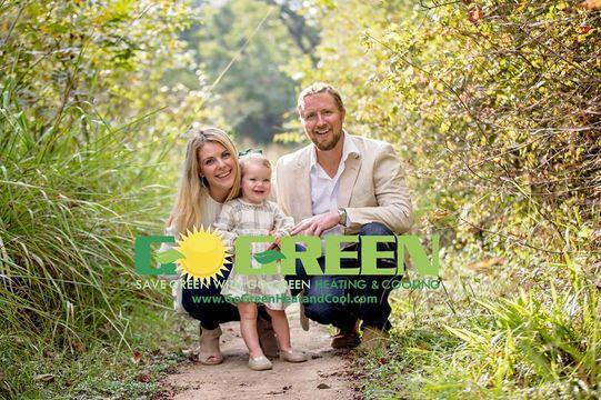 GO GREEN HEATING & COOLING, LLC
